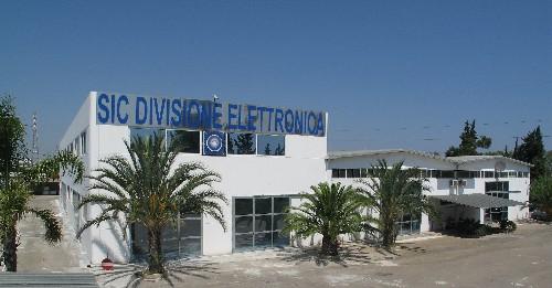 sic divisione elettronica company